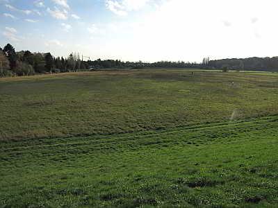 Hier soll die Gartenstadt Werdersee entstehen